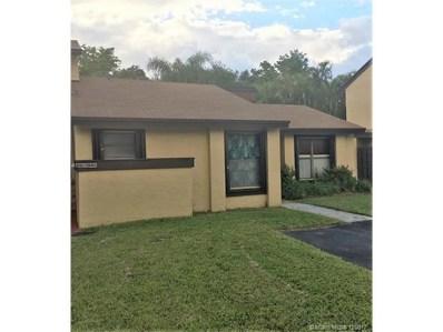 7008 SW 127th Pl UNIT 7008, Miami, FL 33183 - MLS#: A10392328