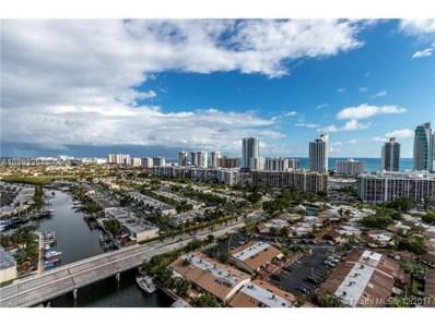 2500 Parkview Dr UNIT 2203, Hallandale, FL 33009 - MLS#: A10392351