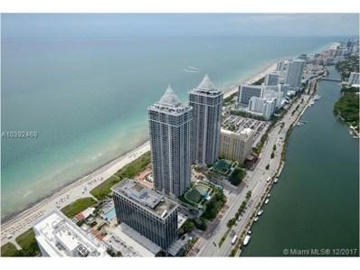 4775 Collins Ave UNIT 4003, Miami Beach, FL 33140 - MLS#: A10392469