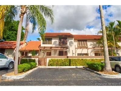 8880 SW 133rd Pl UNIT B, Miami, FL 33186 - MLS#: A10392704
