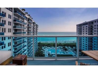 102 24 Street UNIT 1440, Miami Beach, FL 33139 - MLS#: A10392808