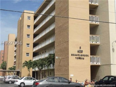 620 NE 12th Ave UNIT 408, Hallandale, FL 33009 - MLS#: A10393022