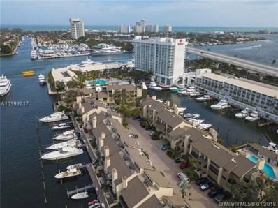 31 Portside Dr UNIT 31C, Fort Lauderdale, FL 33316 - MLS#: A10393217