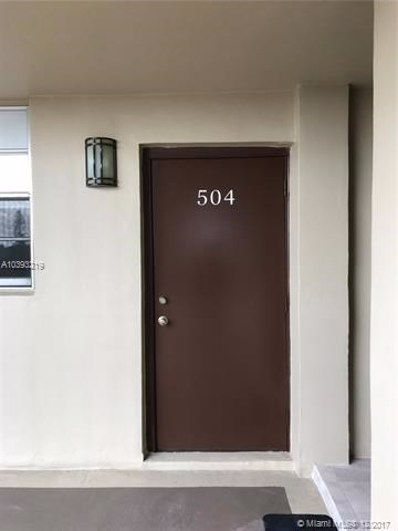 1811 Jefferson St UNIT 504, Hollywood, FL 33020 - MLS#: A10393219