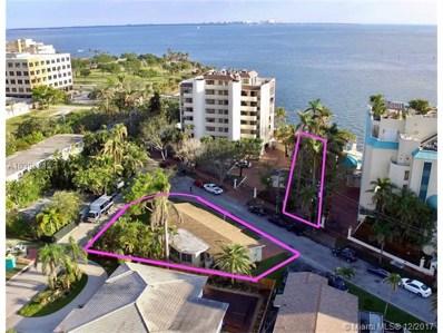 1631 S Bayshore Ct, Miami, FL 33133 - MLS#: A10393245