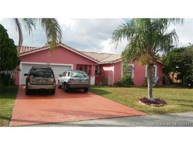 14232 SW 152nd Ct, Miami, FL 33196 - MLS#: A10393270