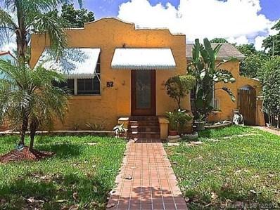 52 NE 47th St, Miami, FL 33137 - MLS#: A10393319