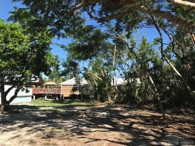 0 Pompano Ave, Other City - Keys\/Islands\/Car>, FL 33037 - MLS#: A10393439
