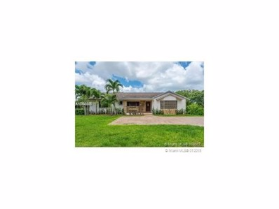 37390 SW 212th Ave, Homestead, FL 33034 - MLS#: A10393683