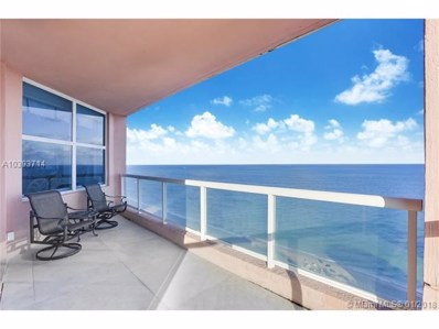 2100 N Ocean Blvd UNIT 18E, Fort Lauderdale, FL 33305 - MLS#: A10393714