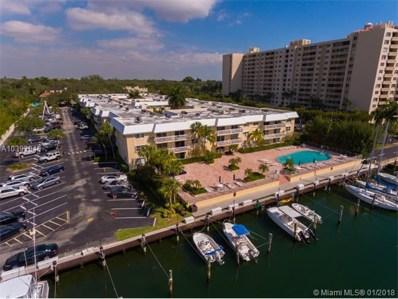 100 Edgewater Dr UNIT 338, Coral Gables, FL 33133 - MLS#: A10393945