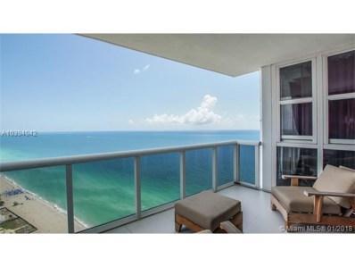 18201 Collins Ave UNIT 5204, Sunny Isles Beach, FL 33160 - MLS#: A10394042