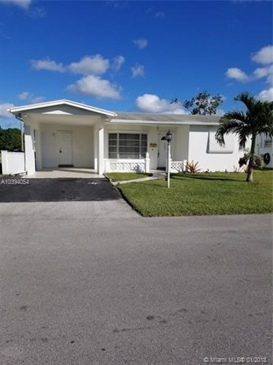 4290 NW 49th Ter, Lauderdale Lakes, FL 33319 - MLS#: A10394054