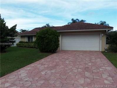 1437 NW 113 Ter, Coral Springs, FL 33071 - MLS#: A10394404