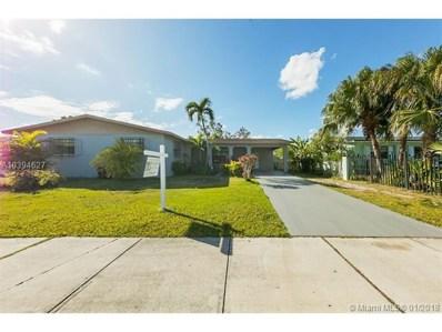 19812 SW 119th Ct, Miami, FL 33177 - MLS#: A10394627