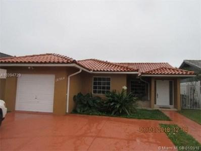 14964 SW 58 St, Miami, FL 33193 - MLS#: A10394729