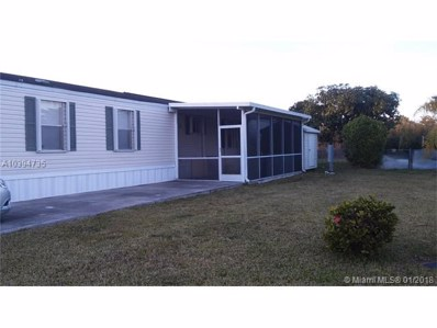 35303 SW 180 Av Lot 340, Homestead, FL 33034 - MLS#: A10394735