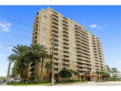 2665 SW 37th Ave UNIT 1006, Miami, FL 33133 - MLS#: A10394863