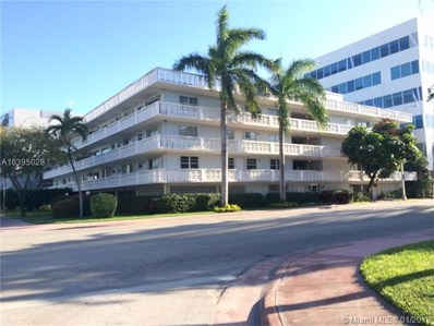 1698 Jefferson Ave UNIT 39, Miami Beach, FL 33139 - MLS#: A10395028