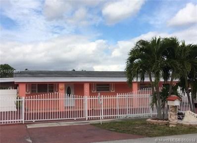 11741 SW 180th St, Miami, FL 33177 - MLS#: A10395119