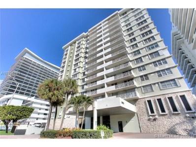 5825 Collins Av UNIT PH1 J, Miami Beach, FL 33140 - MLS#: A10395203