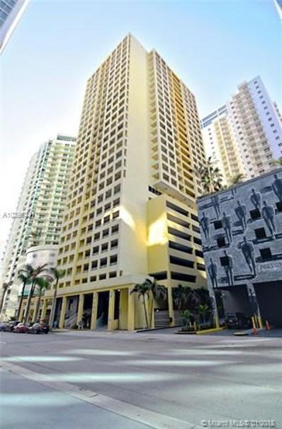 170 SE 14th St UNIT 1205, Miami, FL 33131 - MLS#: A10395321