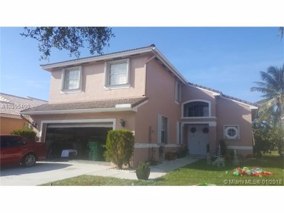 15291 SW 50th St, Miramar, FL 33027 - #: A10395400