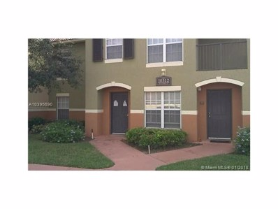 10312 S Fox Trail Rd S UNIT 1004, Royal Palm Beach, FL 33411 - MLS#: A10395690