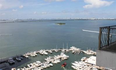555 NE 15th St UNIT 25E, Miami, FL 33132 - MLS#: A10395741