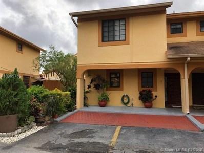 1625 SW 122nd Ave UNIT 11-1, Miami, FL 33175 - MLS#: A10395759
