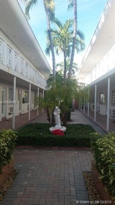 7416 Byron Ave UNIT 2A, Miami Beach, FL 33141 - MLS#: A10395863