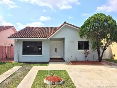 10330 NW 129th St, Hialeah Gardens, FL 33018 - MLS#: A10395937