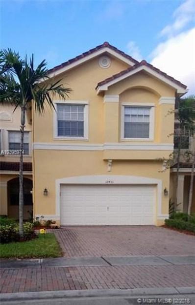 12455 SW 42nd St, Miramar, FL 33027 - MLS#: A10395974