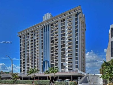 1600 S Ocean Dr UNIT 14K, Hollywood, FL 33019 - MLS#: A10396002