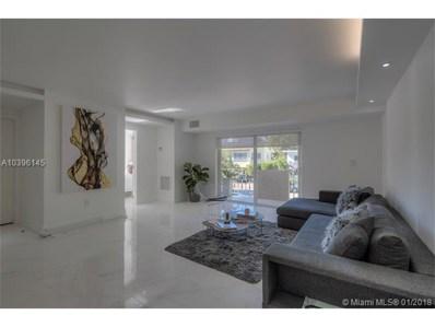 947 Lenox Ave UNIT 201, Miami Beach, FL 33139 - MLS#: A10396145