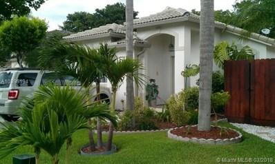 14305 SW 150th Ave, Miami, FL 33196 - MLS#: A10396194