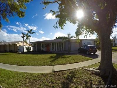 414 SE 4th Te, Dania Beach, FL 33004 - MLS#: A10396392