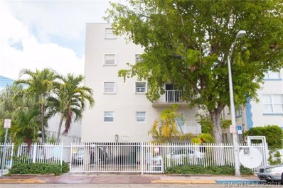 1615 Meridian Ave UNIT 403, Miami Beach, FL 33139 - MLS#: A10396421