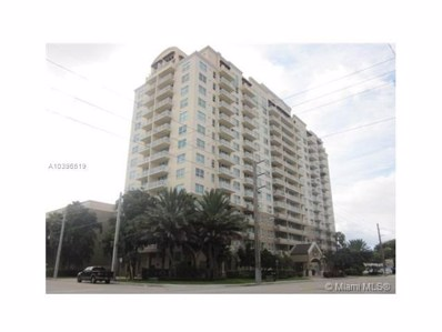 2665 SW 37th Ave UNIT 1001, Miami, FL 33133 - MLS#: A10396519