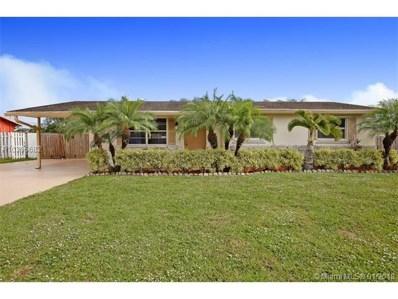 432 Palo Alto, Palm Springs, FL 33461 - MLS#: A10396682