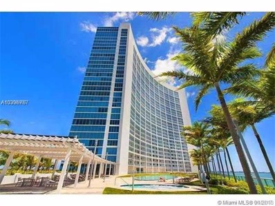 601 NE 36th St UNIT 2707, Miami, FL 33137 - MLS#: A10396767