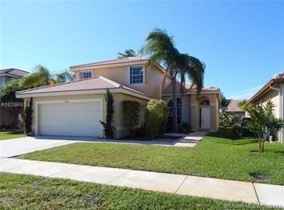18038 SW 12th Ct, Pembroke Pines, FL 33029 - MLS#: A10396914