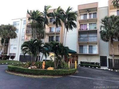 14250 SW 62nd St UNIT 512, Miami, FL 33183 - MLS#: A10397054