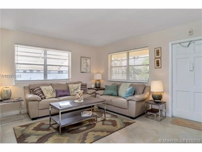 1401 Grant St UNIT 21, Hollywood, FL 33020 - MLS#: A10397065