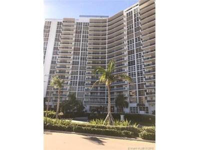 2841 N Ocean Blvd UNIT 1706, Fort Lauderdale, FL 33308 - MLS#: A10397094