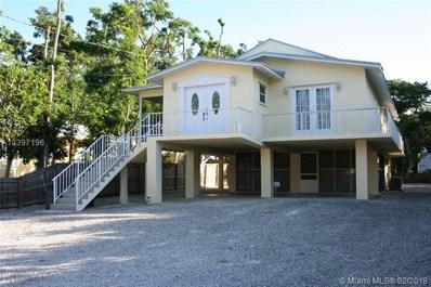 21 Bonita Avenue, Other City - Keys\/Islands\/Car>, FL 33037 - MLS#: A10397196