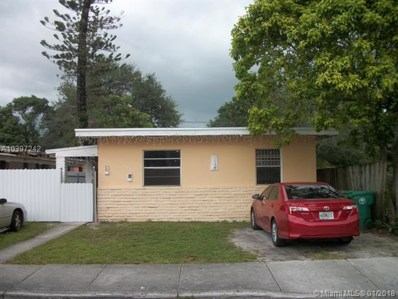 6811 NW 4th Ct, Miami, FL 33150 - MLS#: A10397242