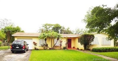 8051 SW 92nd Ave, Miami, FL 33173 - MLS#: A10397433