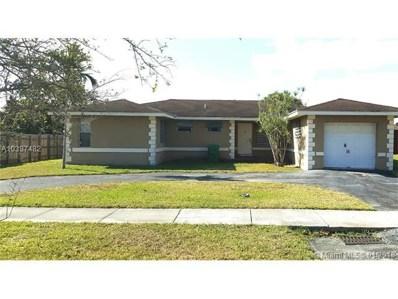 10230 SW 168th St, Miami, FL 33157 - MLS#: A10397482