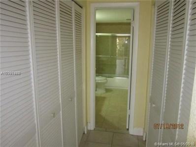 9353 Fontainebleau Blvd UNIT A216, Miami, FL 33172 - MLS#: A10397488